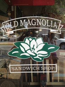 Old Magnolia Coffee in Palestine, Tx