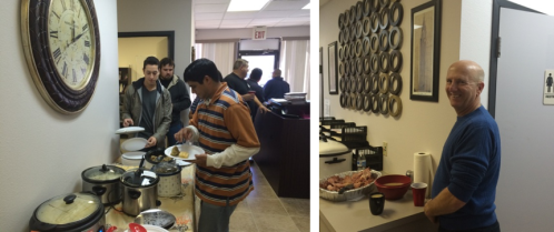 Alpha Testing. San Antonio Office. Thanksgiving 2013