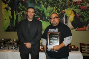 Founders Award Steven Casanova