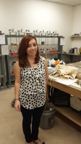 Alpha Testing, Inc. - Sarah Guarduno - Geotechnical Intern Summer 2014