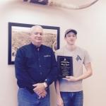 2014 Founders Award - Maxx Begole2