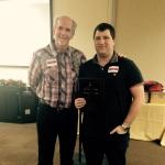 2014 Founder's Award - Travis Barrette