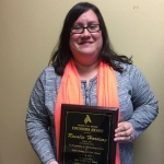Founders Award - Rosie Harding