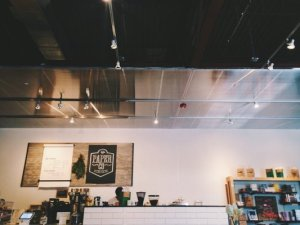 Paper Co. Coffee in Houston