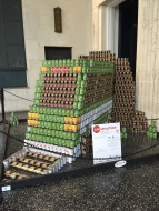 Canstruction Alpha Testing 2015