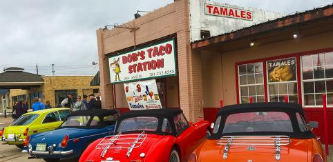 Alpha Testing - Bob's Taco Station