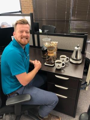 Alpha Testing - Royal Annex Coffee
